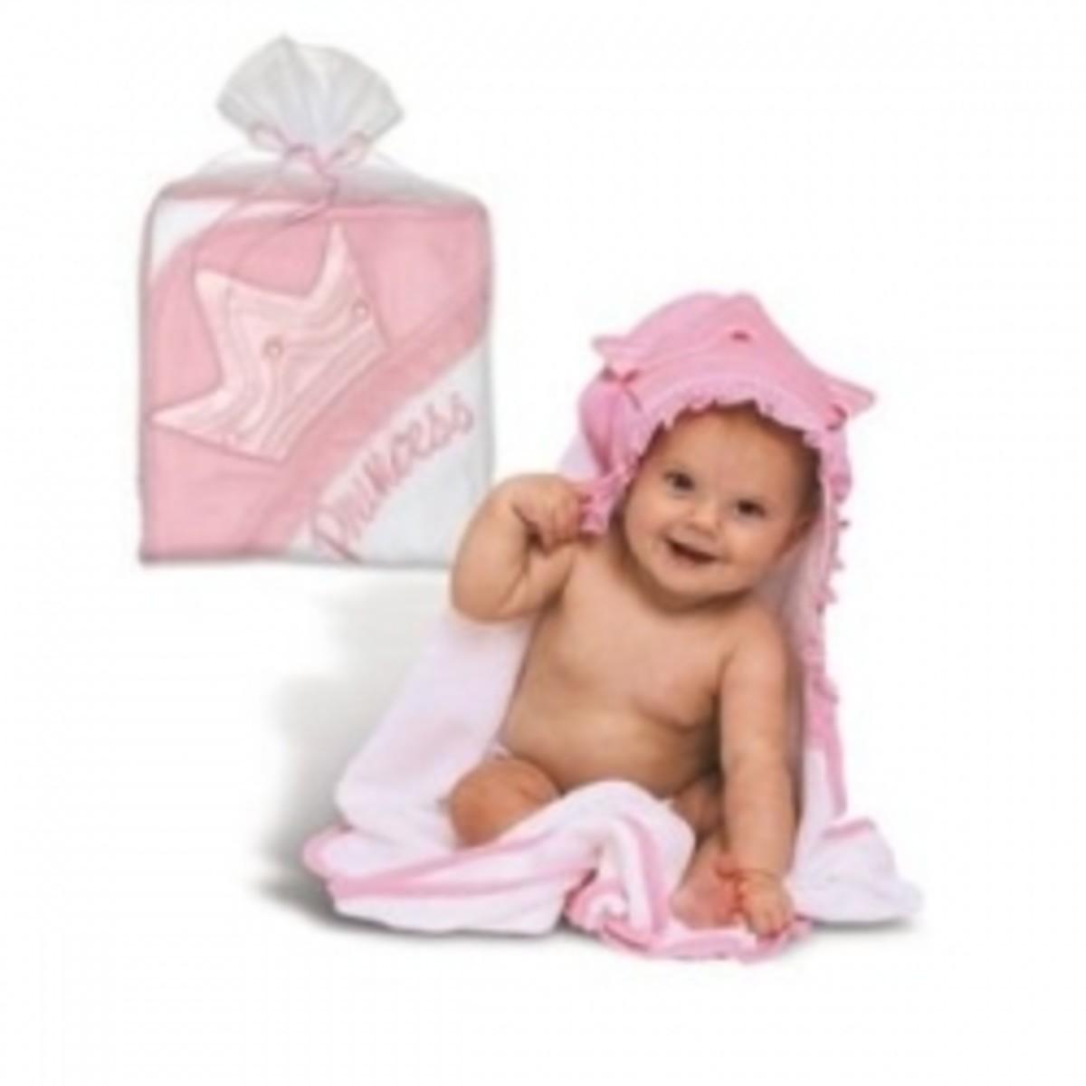 kids-princess-hooded-bath-towels