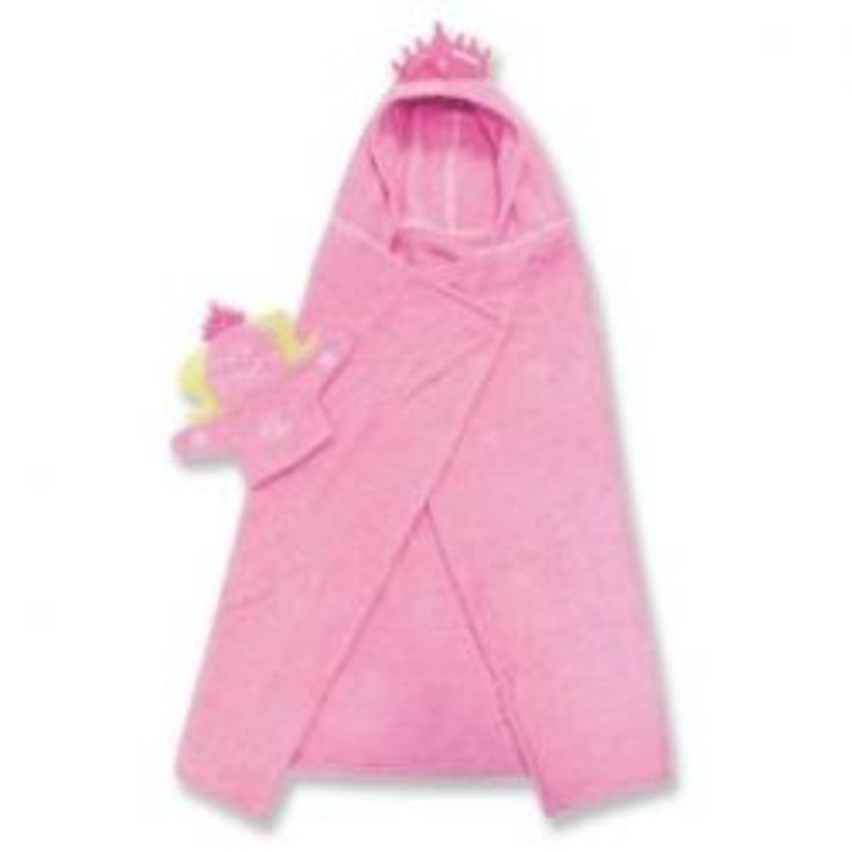 Trend Lab Character Hooded Towel and Mitt