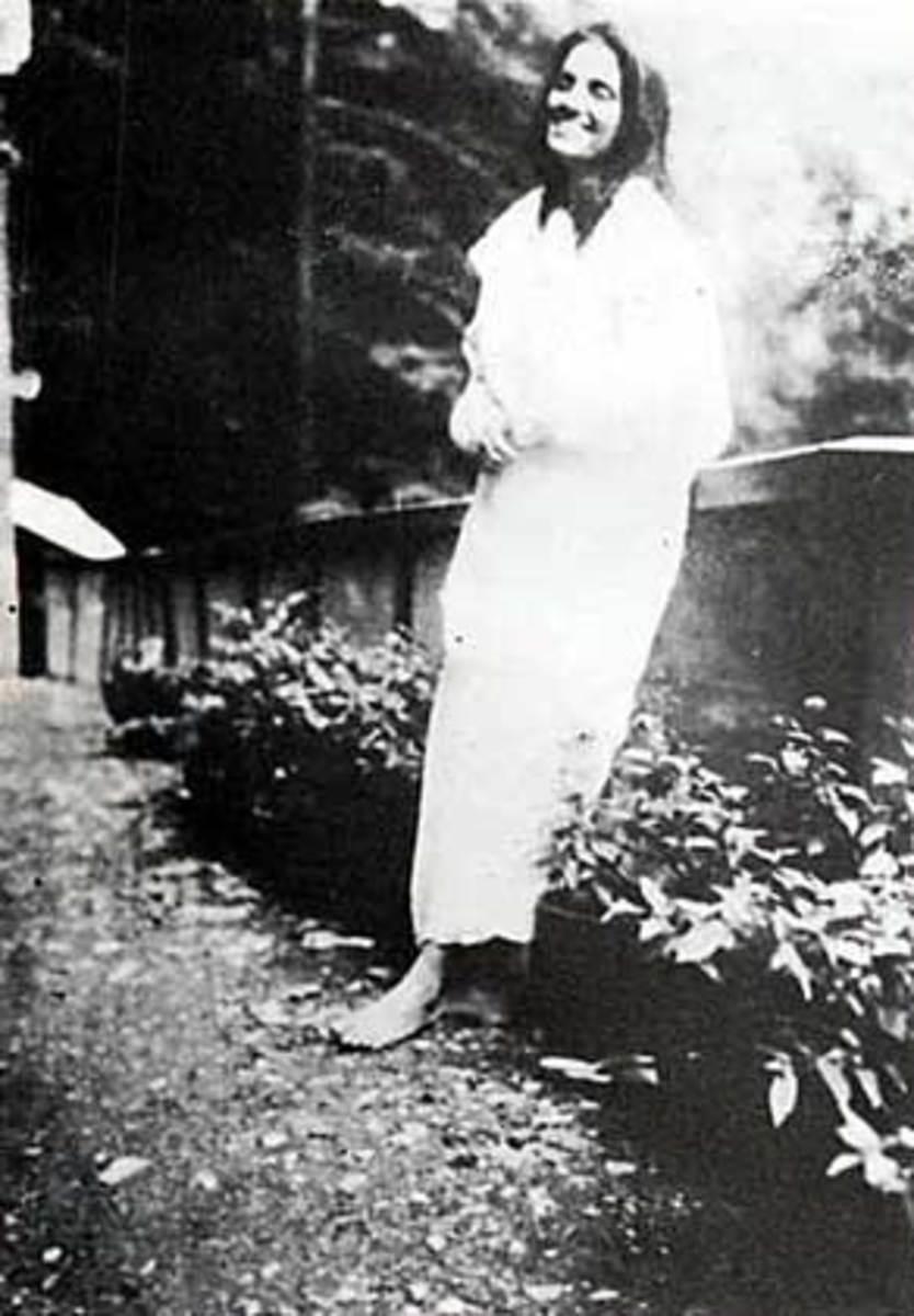 Sri Ma at Shahbagh Gardens