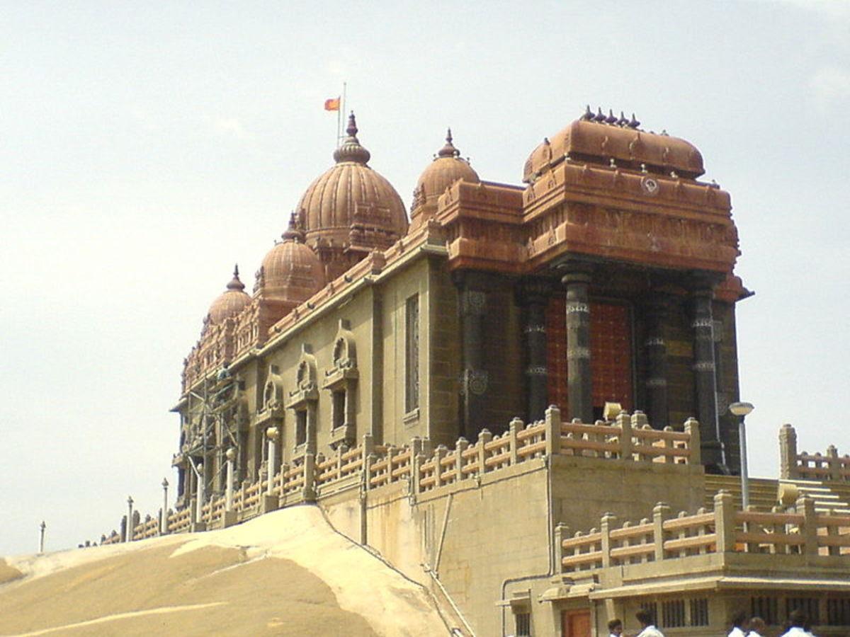 Vivekananda Rock temple, Kanya Kumari