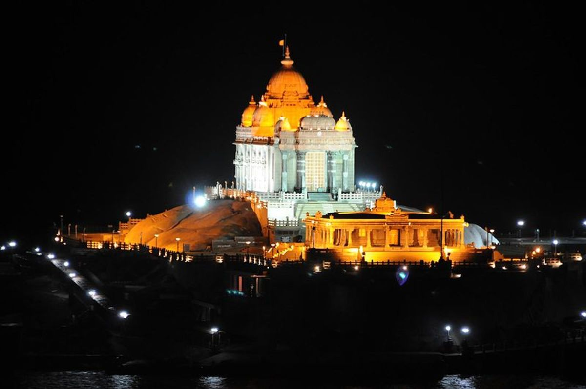 Vivekananda Memorial, Kanya Kumari