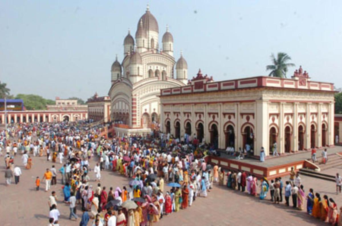 Dakshineshwara Temple Kolkata