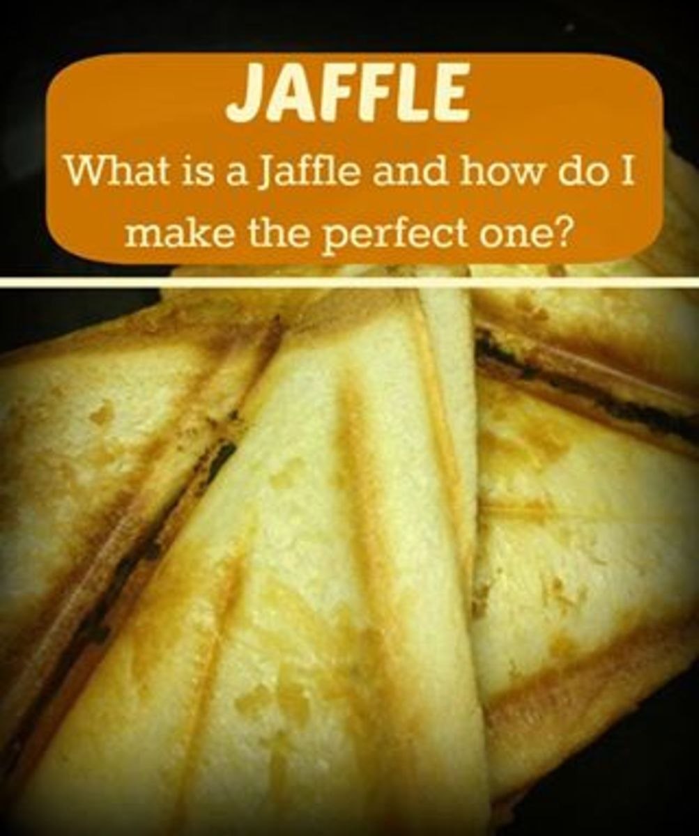 What is a Jaffle? How do I make these awesome savoury treats?