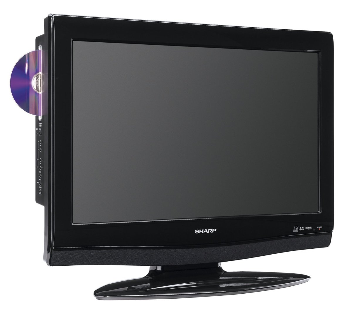 Sharp Lcd Old hdtv Model LC-26DV27UT With DVD: Have A Super TV/DVD Combo