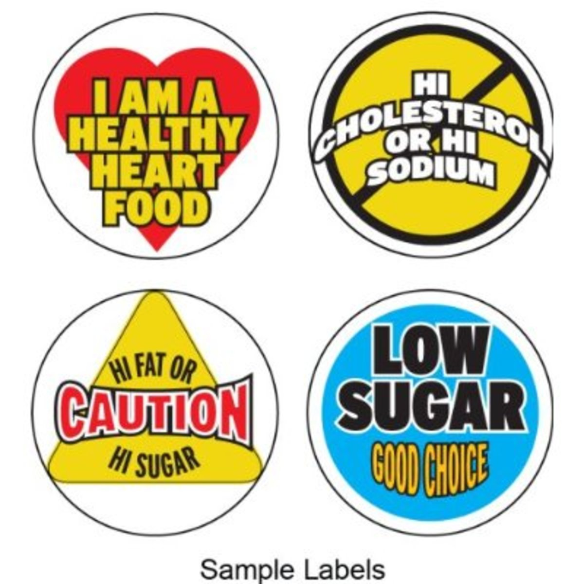 Food Allergy Warning and Safety Labels