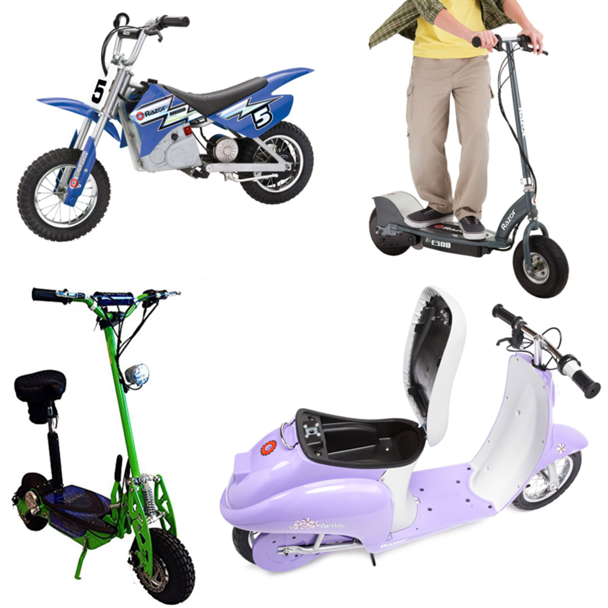 The 10 Best Electric Scooters for Kids