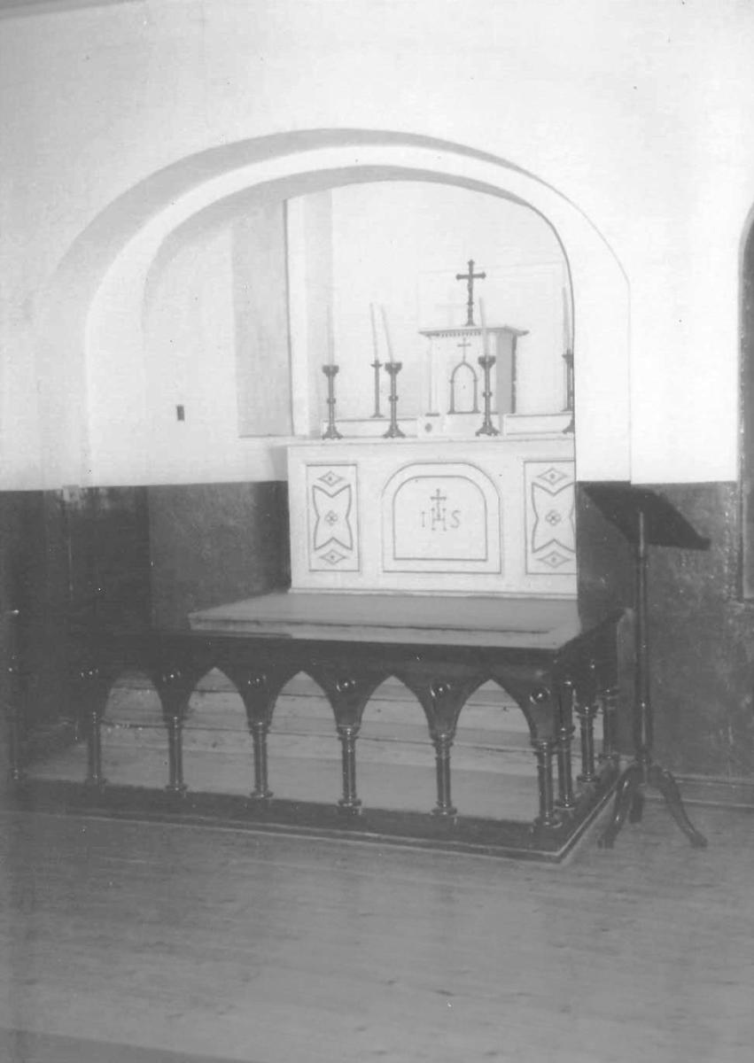 Chapel in Kilmainham Jail