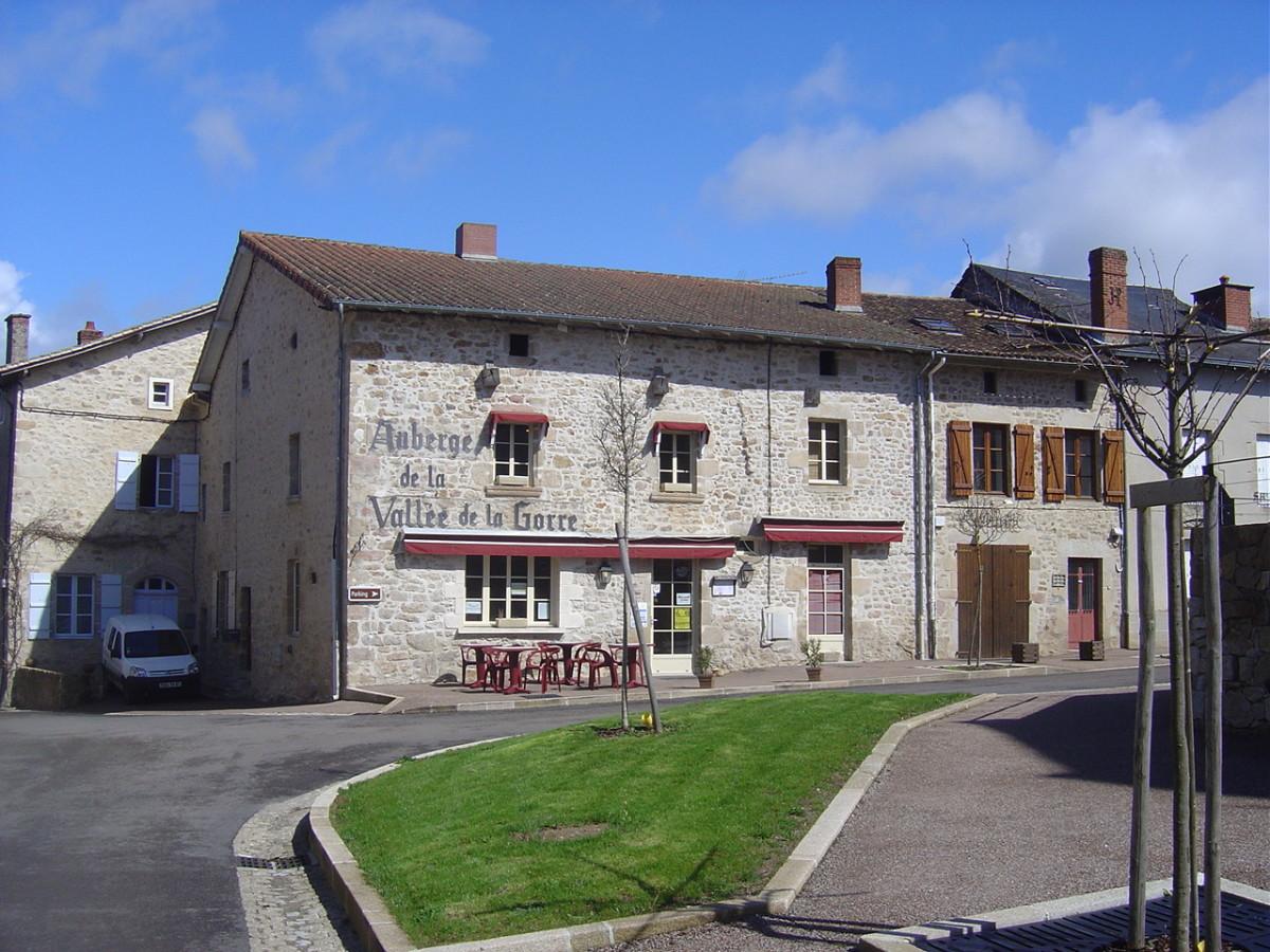 Auberge de la Valle de la Gorre