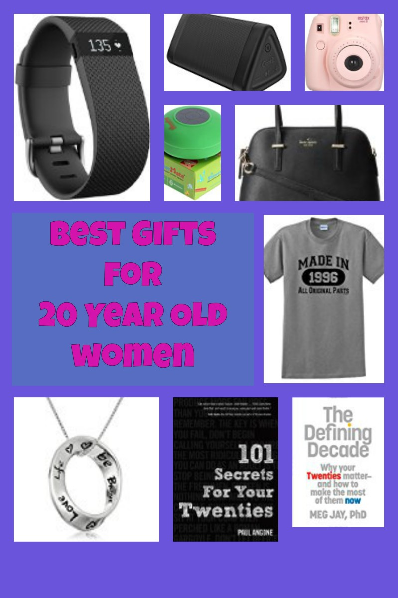 Brilliant Birthday and Christmas Gift Ideas for 20 Year Old Women