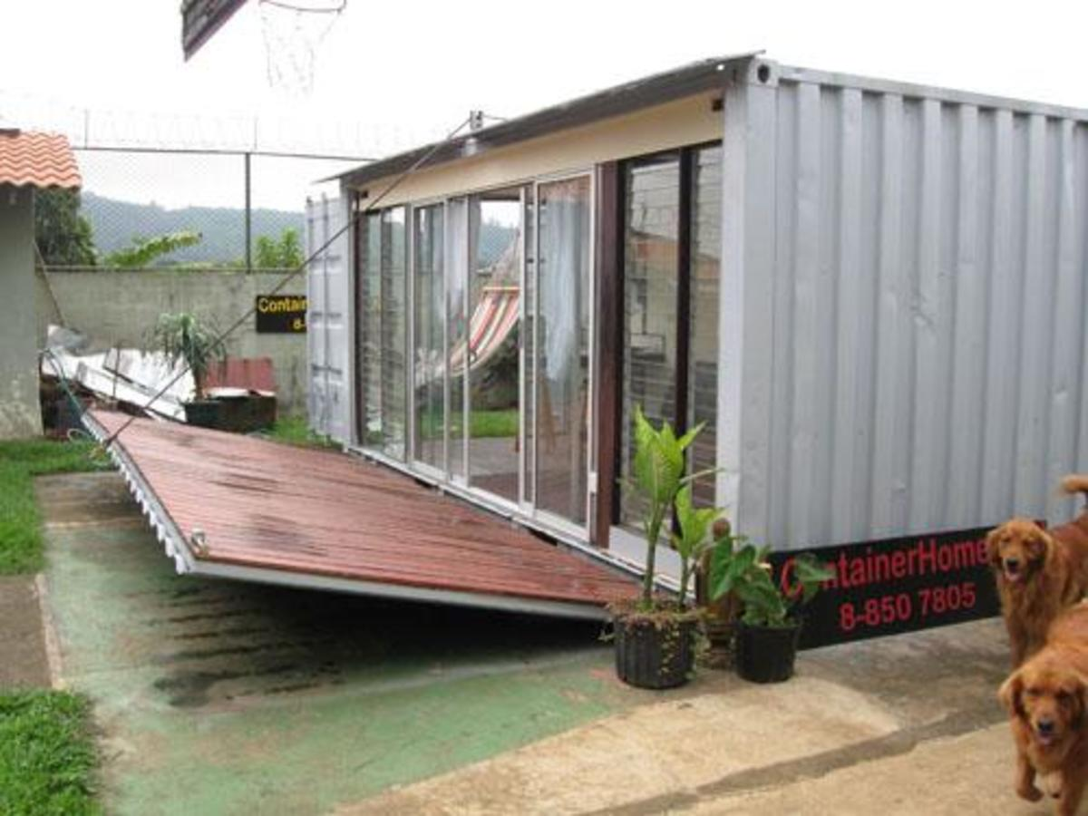 5 Incredible Container Homes