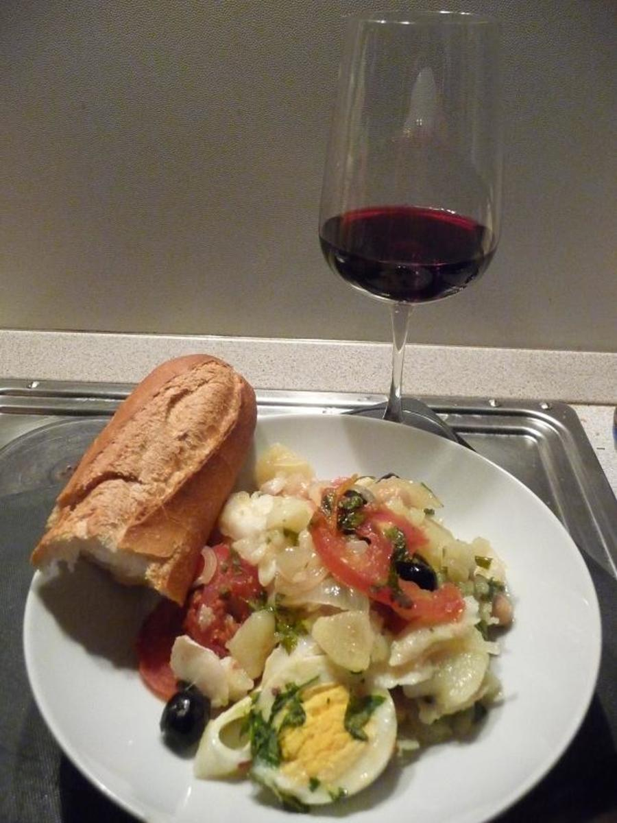 Delicious! Serve with crusty bread and a medium red wine or full bodied white wine.
