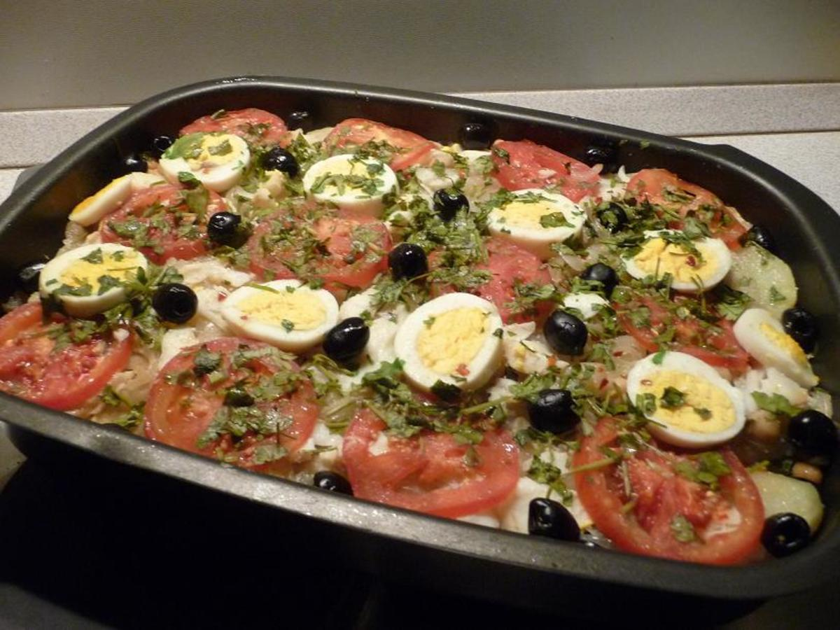 Bacalhau de forno my most requested recipe hubpages for Portuguese cod fish recipes