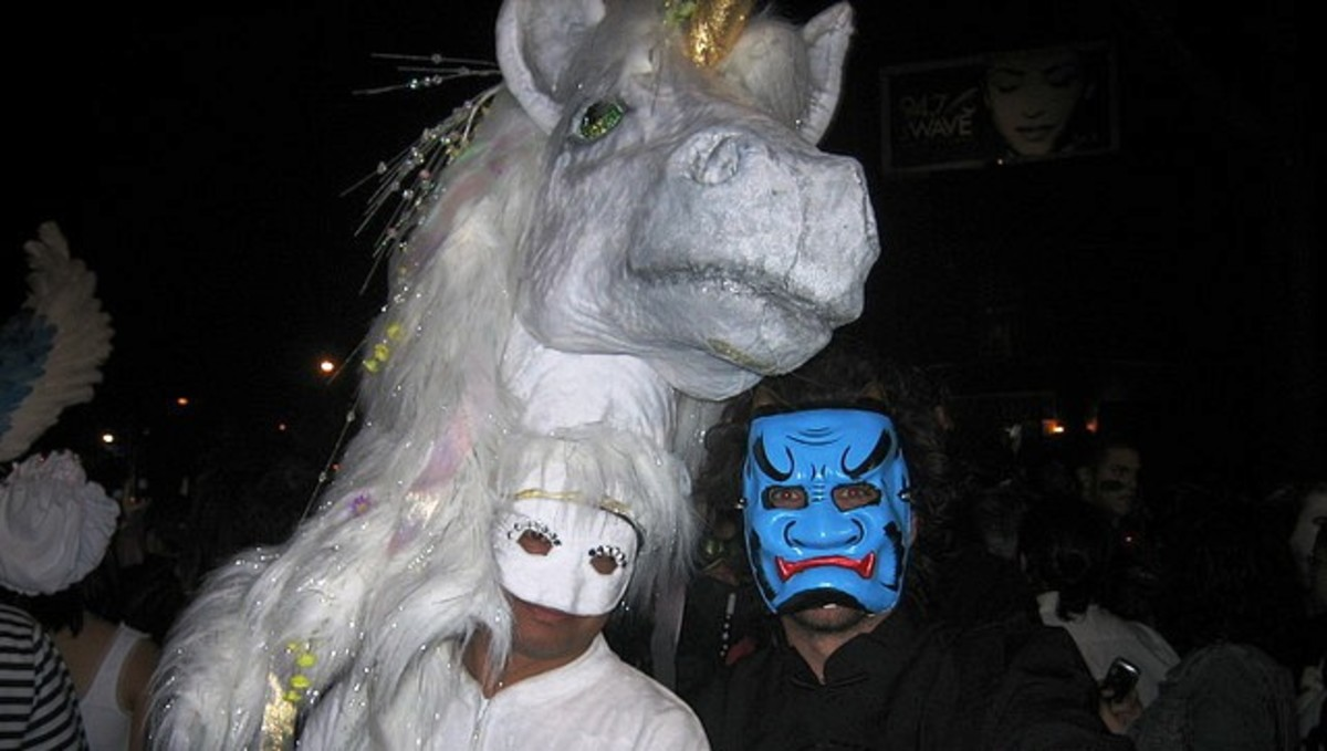 Unicorn Costumes