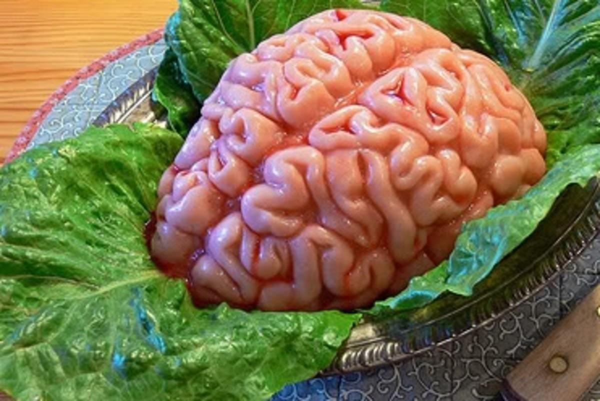 Brain Food For Halloween Fun