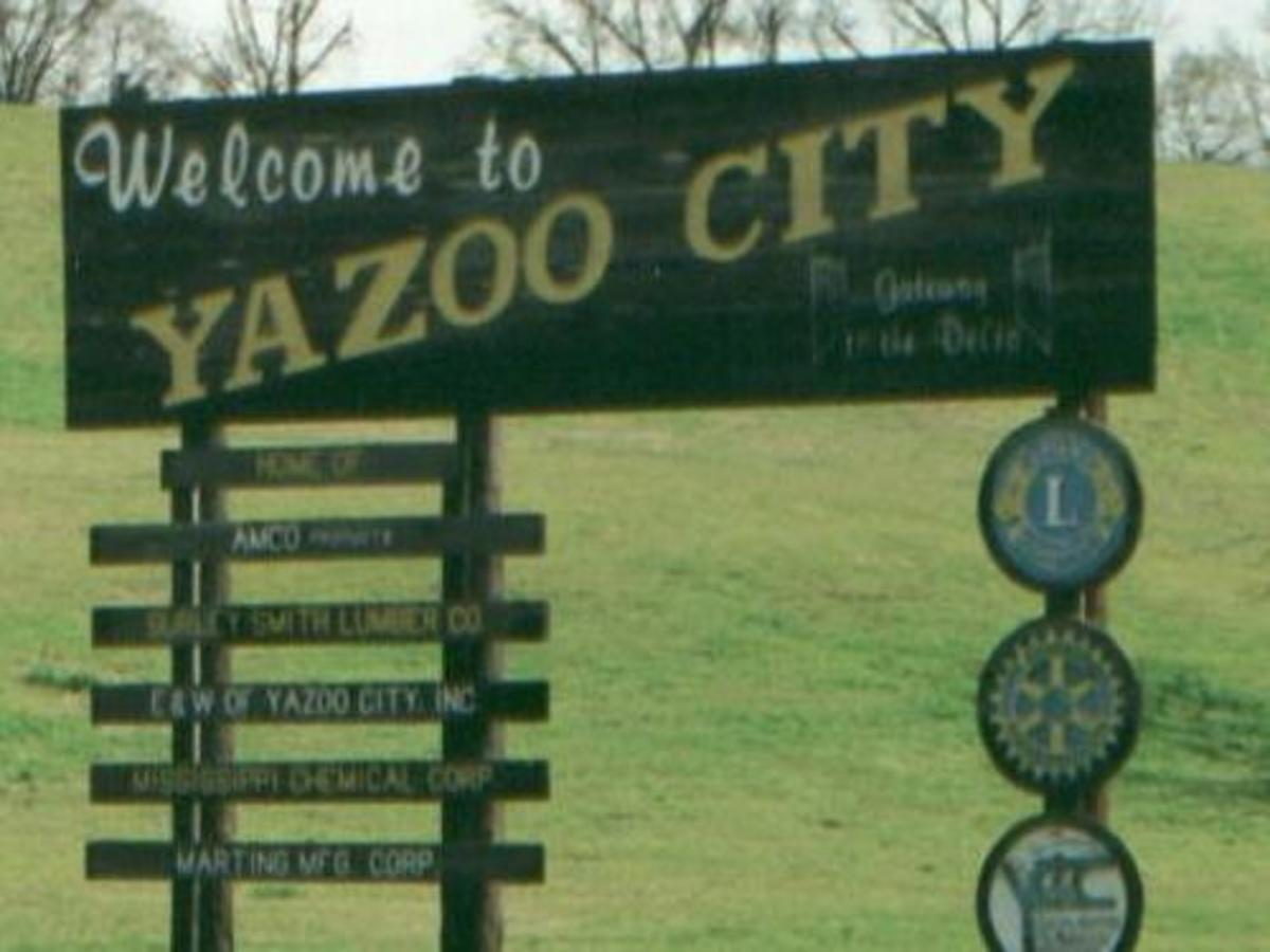 The Curse of The Yazoo Witch