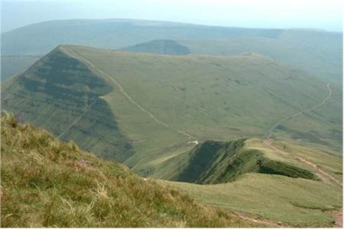 Pen Y Fan - Brecon Beacons, Wales