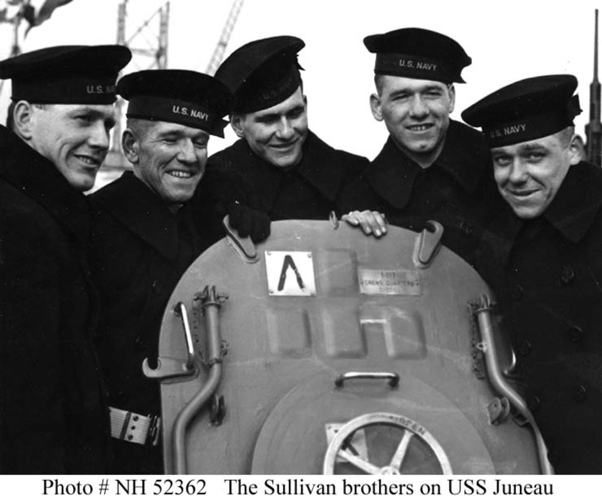 Remembering the Sullivan Brothers