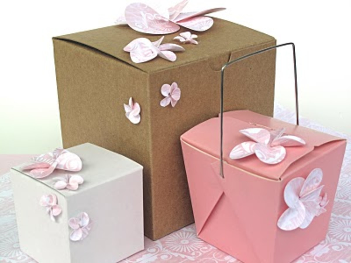 10 Crafty Paper Projects!