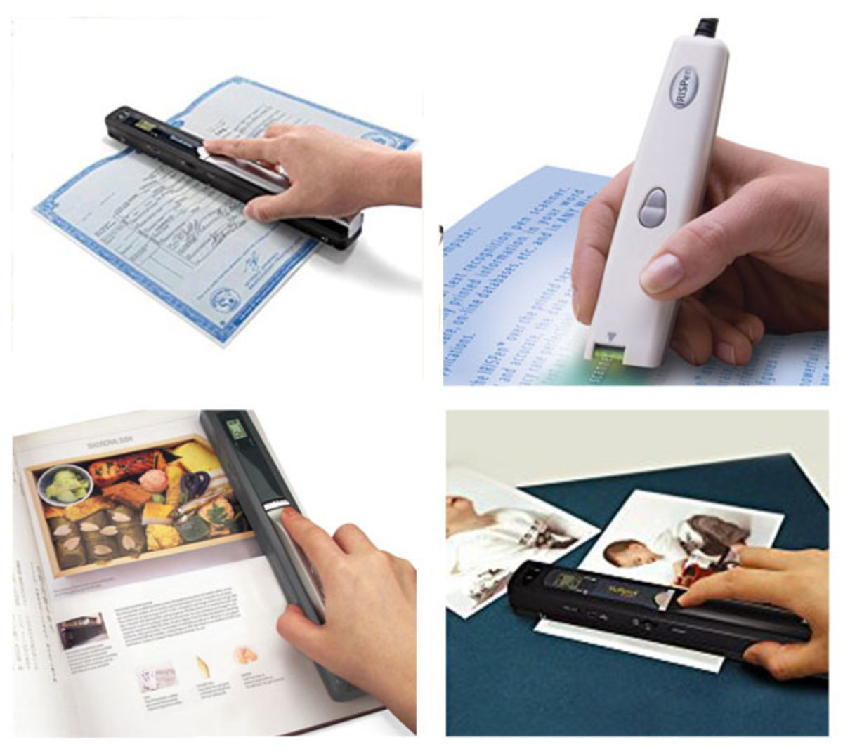 The 5 Best Handheld Document Scanners