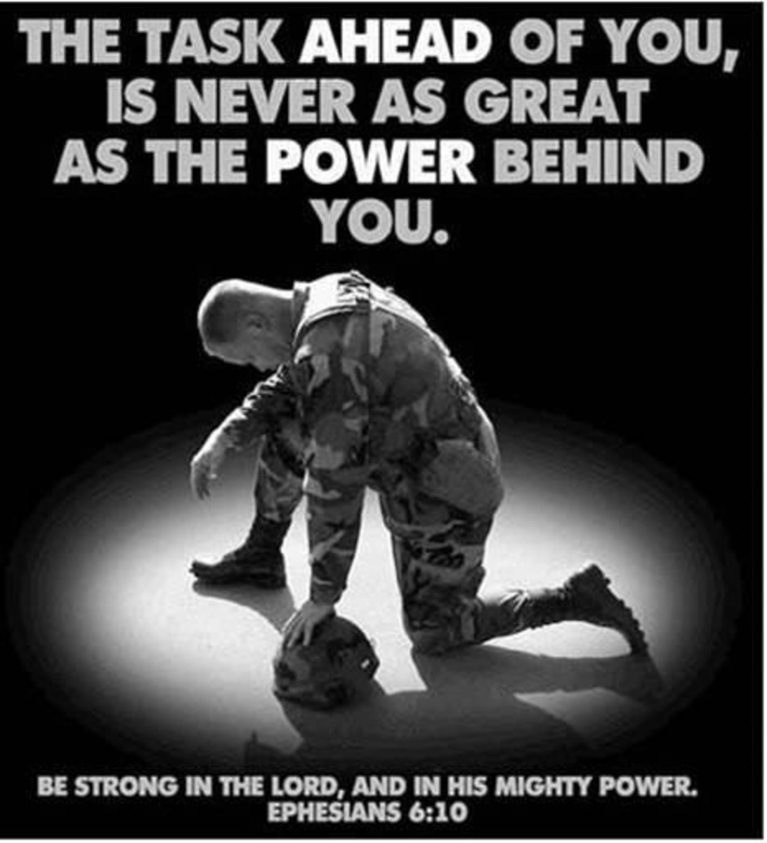 Warfare and Deliverance Prayers Against the Enemy | HubPages
