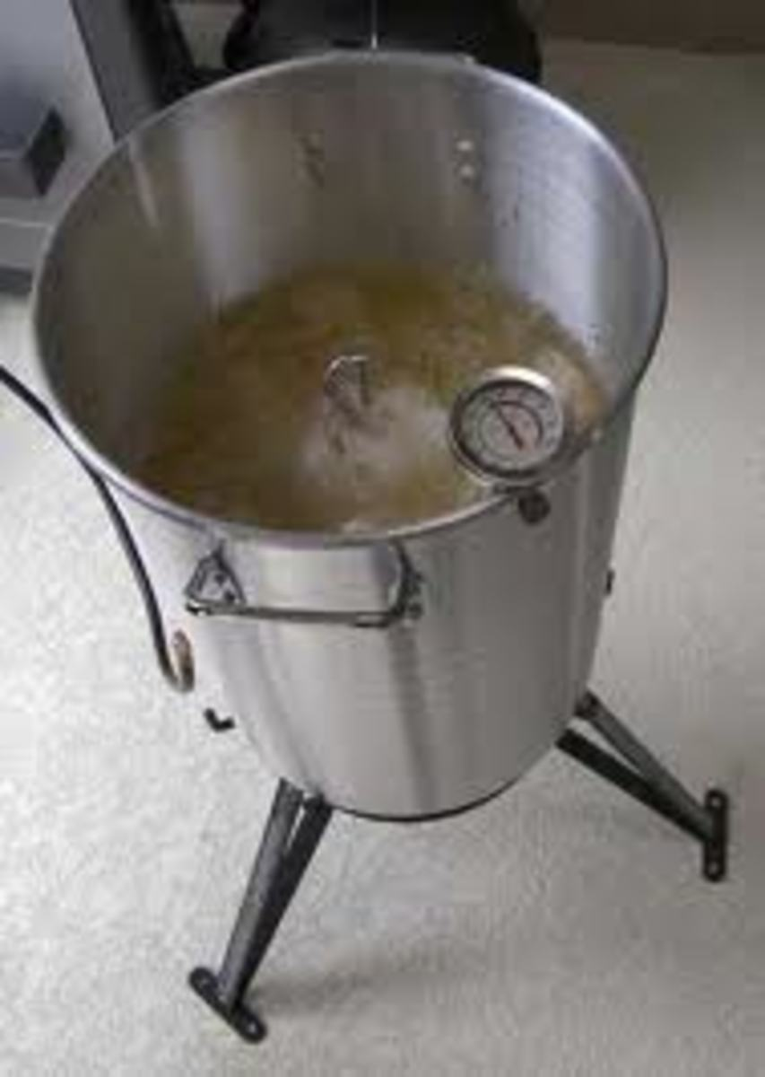 How To Determine How Much Oil Is Needed To Deep Fry A Turkey