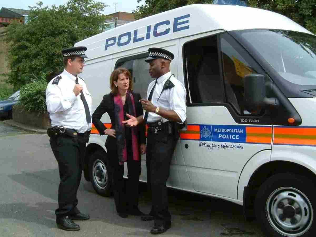 Modern Police