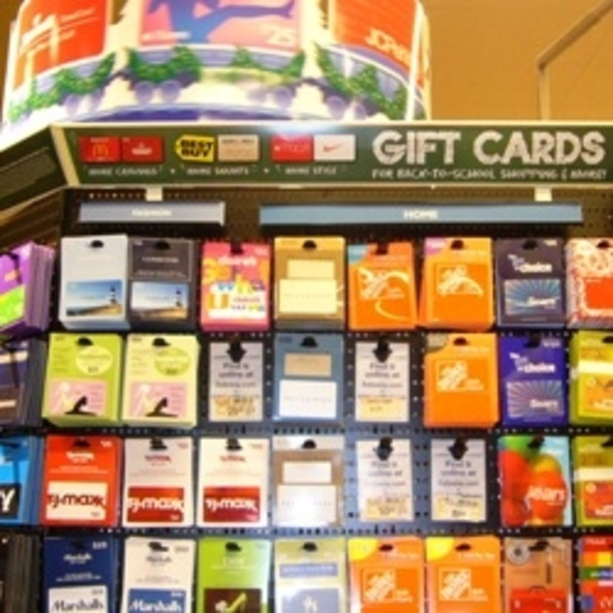 Sell or Trade an Unwanted Gift Card