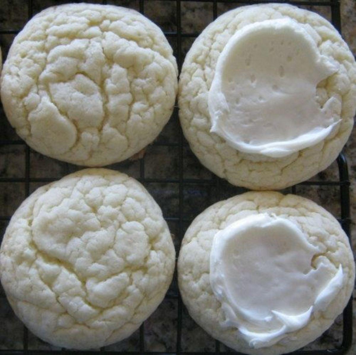 Vanilla Winter Cake With Gushers Recipes — Dishmaps