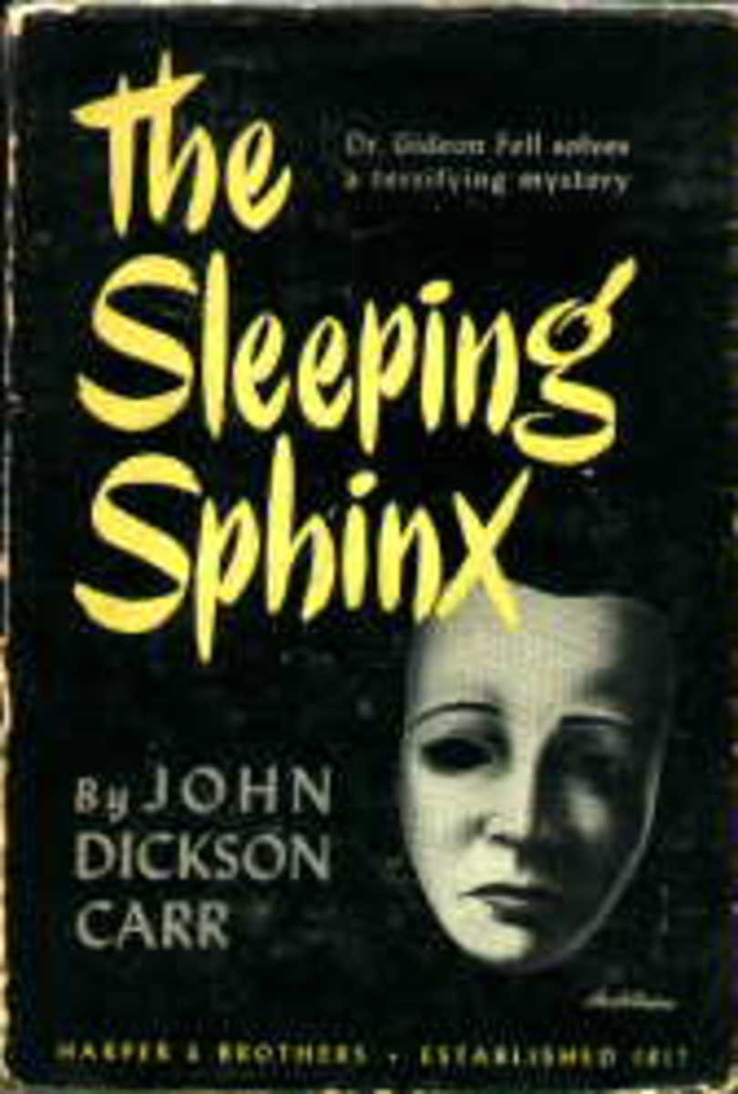 The Sleeping Sphinx