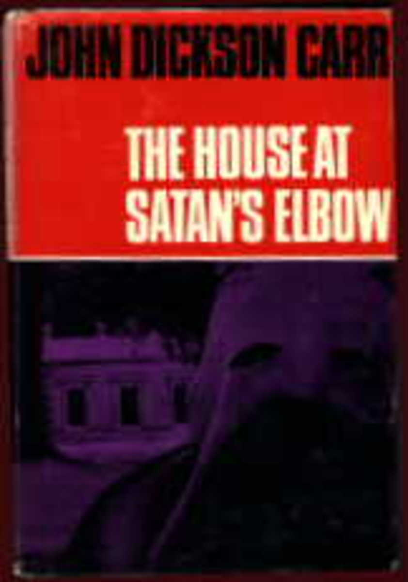 The House at Satan's Elbow