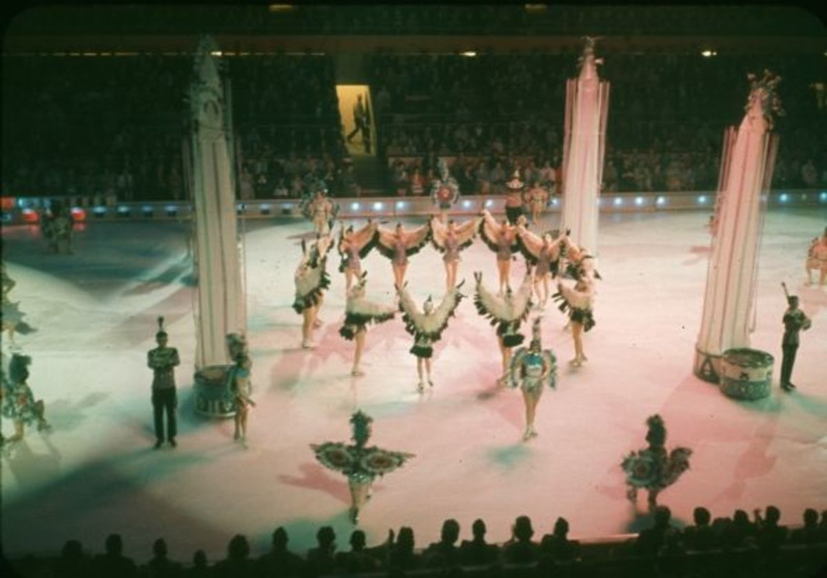 Seattle World Fair 1962 Ice Follies