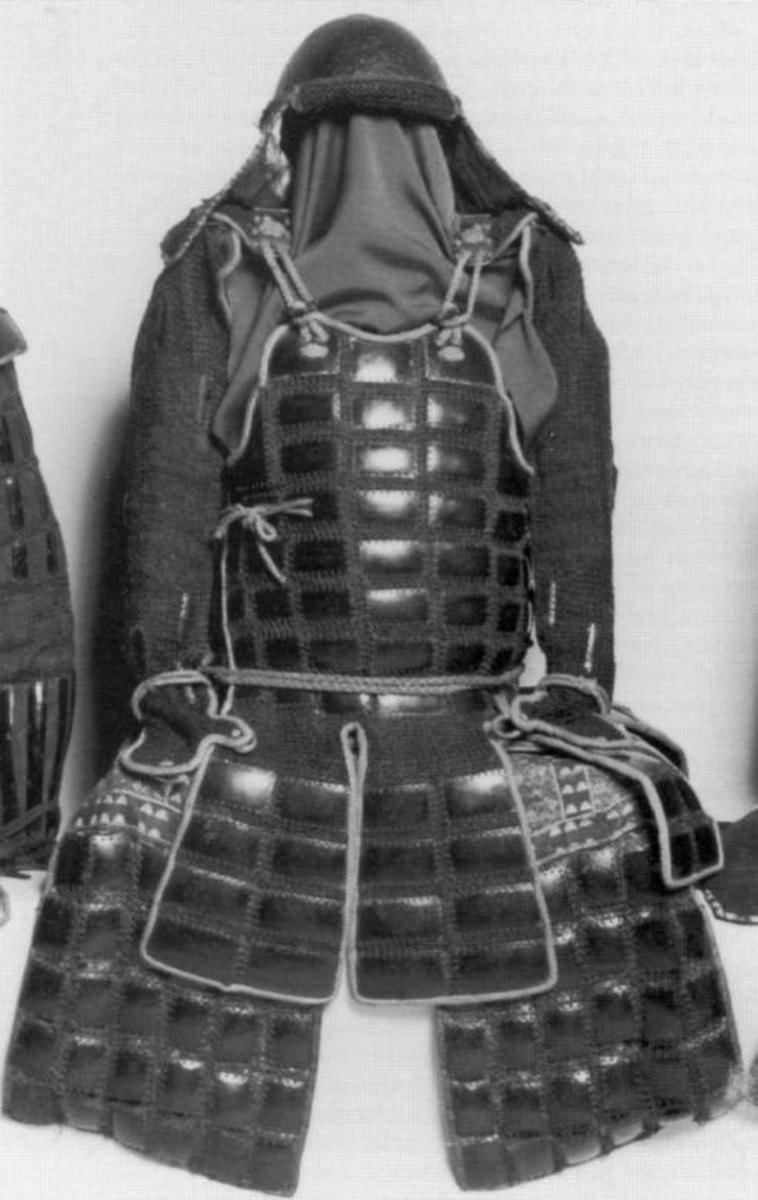 Traditional Ninja Light-weight Armor