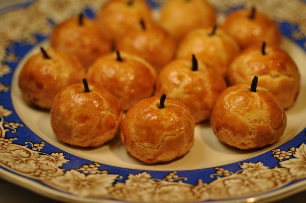 Pineapple tarts - my mother's way Image:  Siu Ling Hui