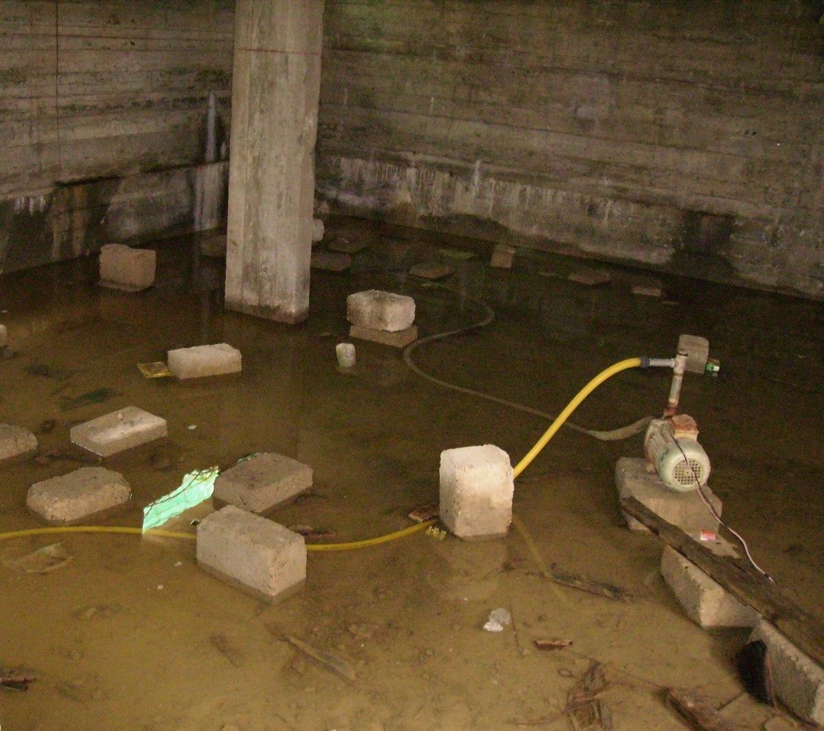 Basement Waterproofing in Pakistan