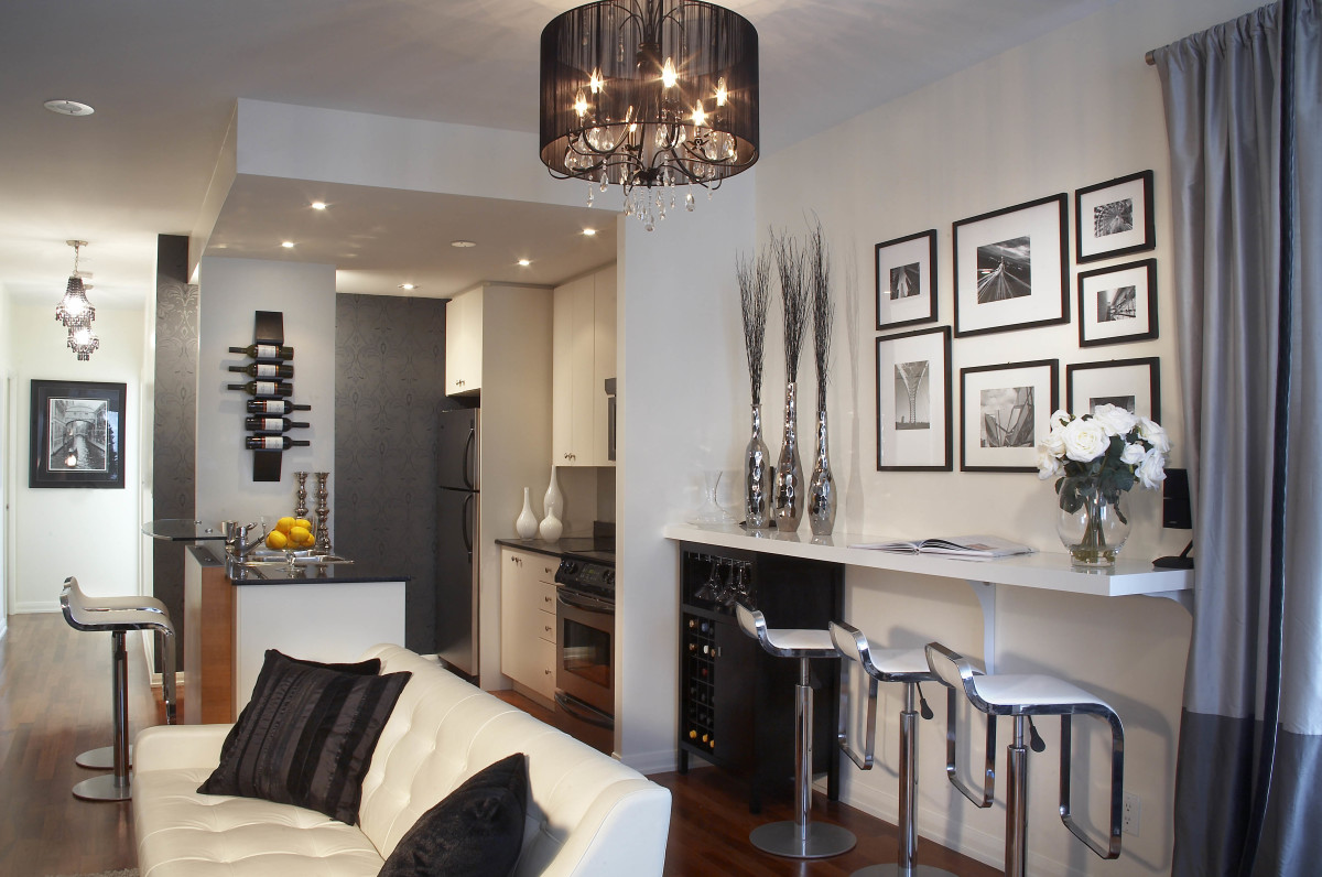 Condo Design Toronto, Tips for Designing in Small Spaces, Interior ...
