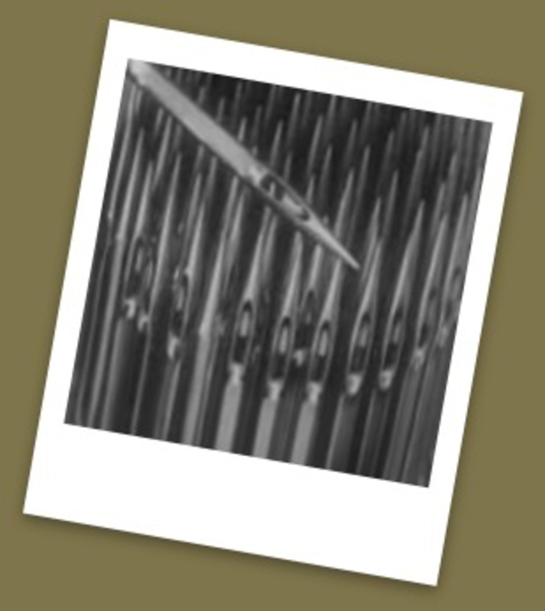 type of sewing machine needles