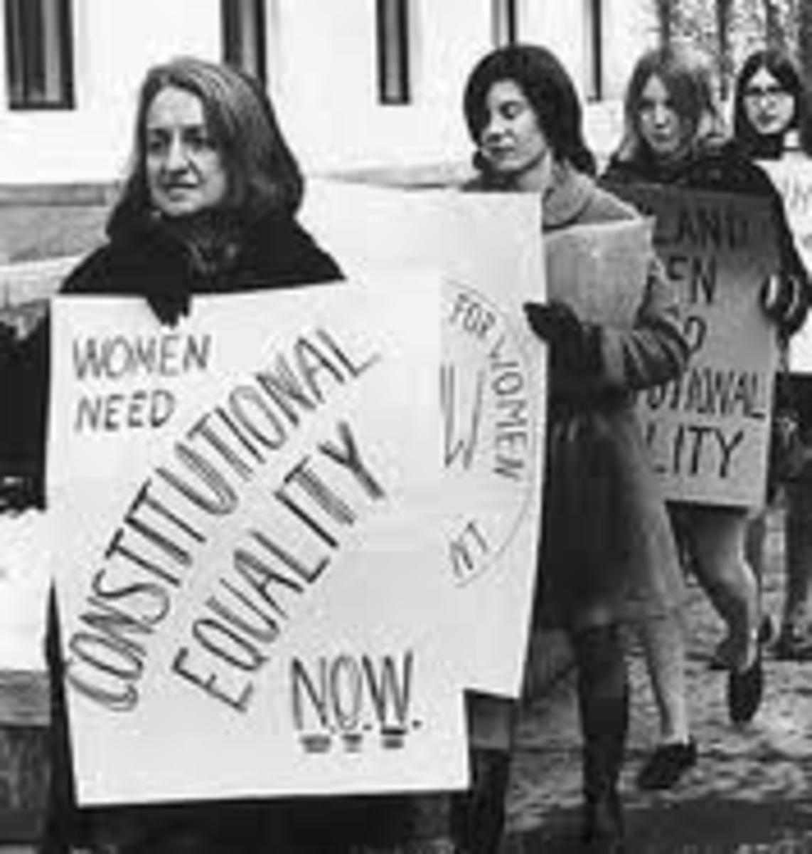 Another factor reversing the trend of large families is the feminist movement. W/the broadening & liberalization of women's roles, women wanted more in life than to be solely wives & mothers.There were increasing career & educational opportunities.
