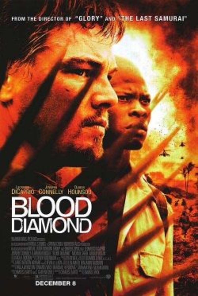 blood diamond movie image dicaprio