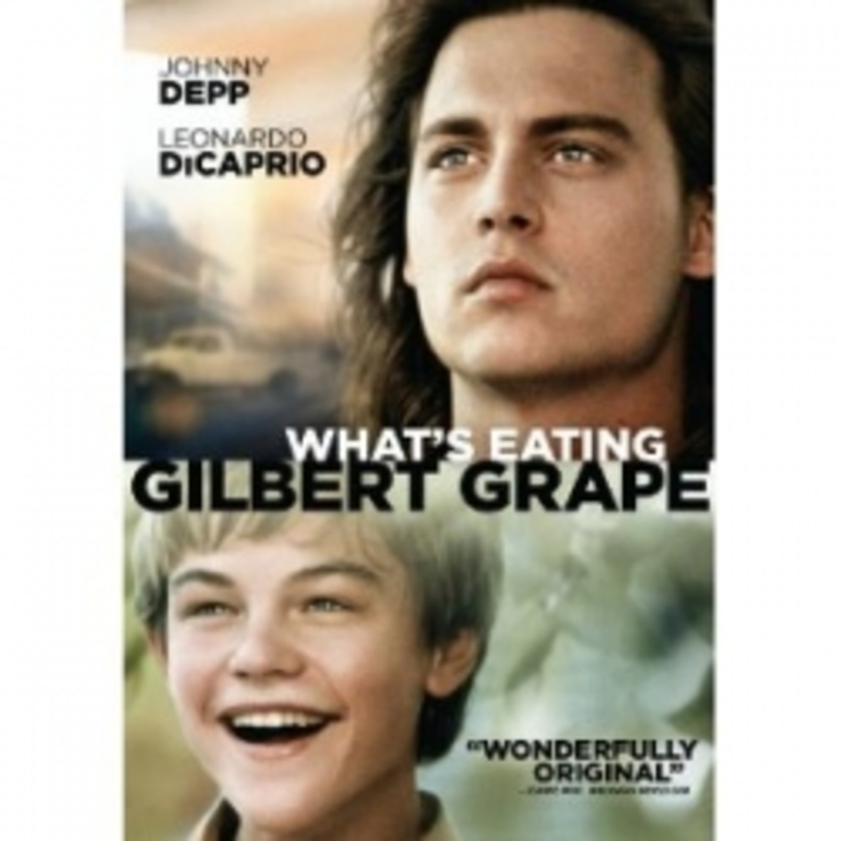 What's Eating Gilbert Grape movie image Depp Dicaprio