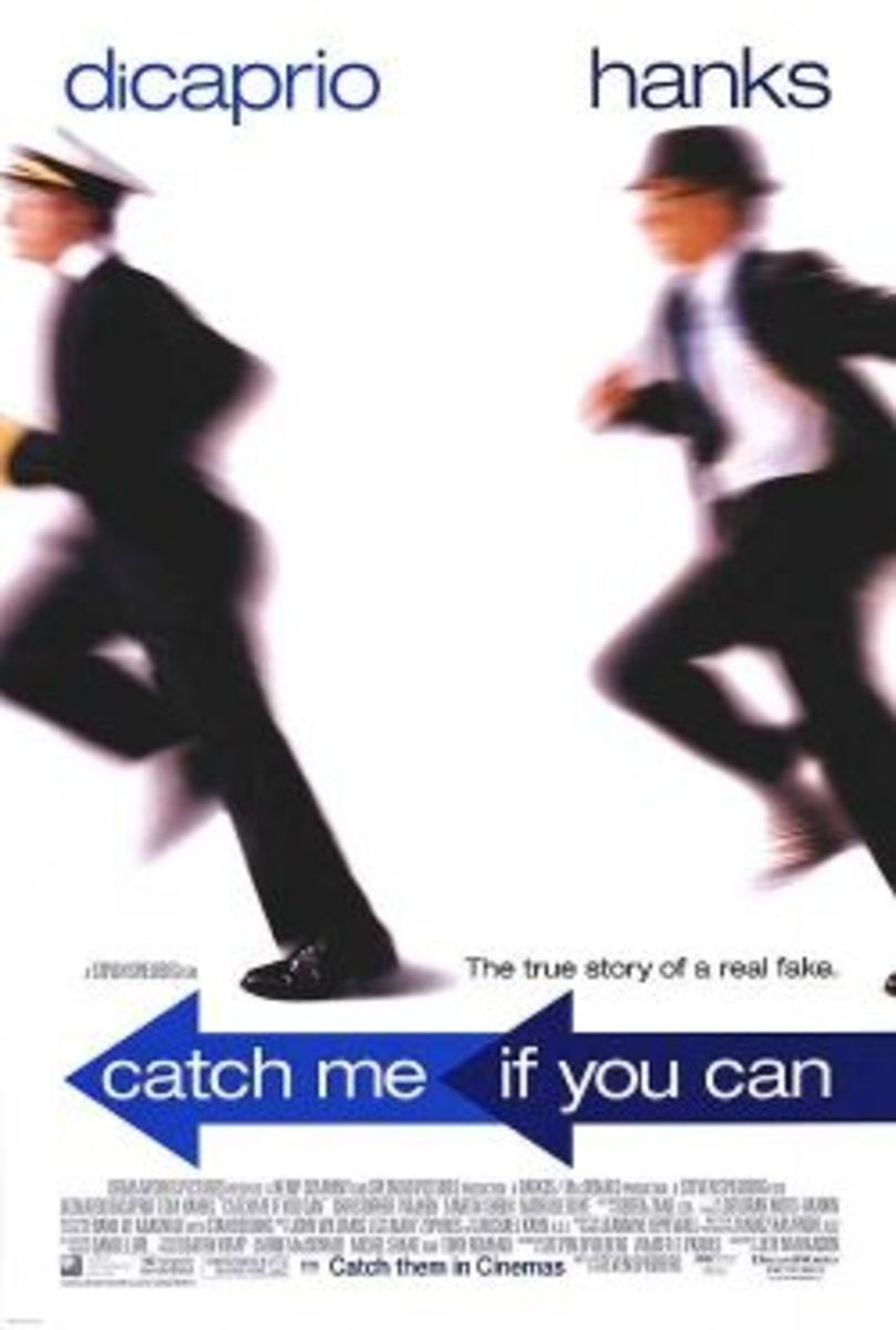 Catch Me If You Can movie image dicaprio