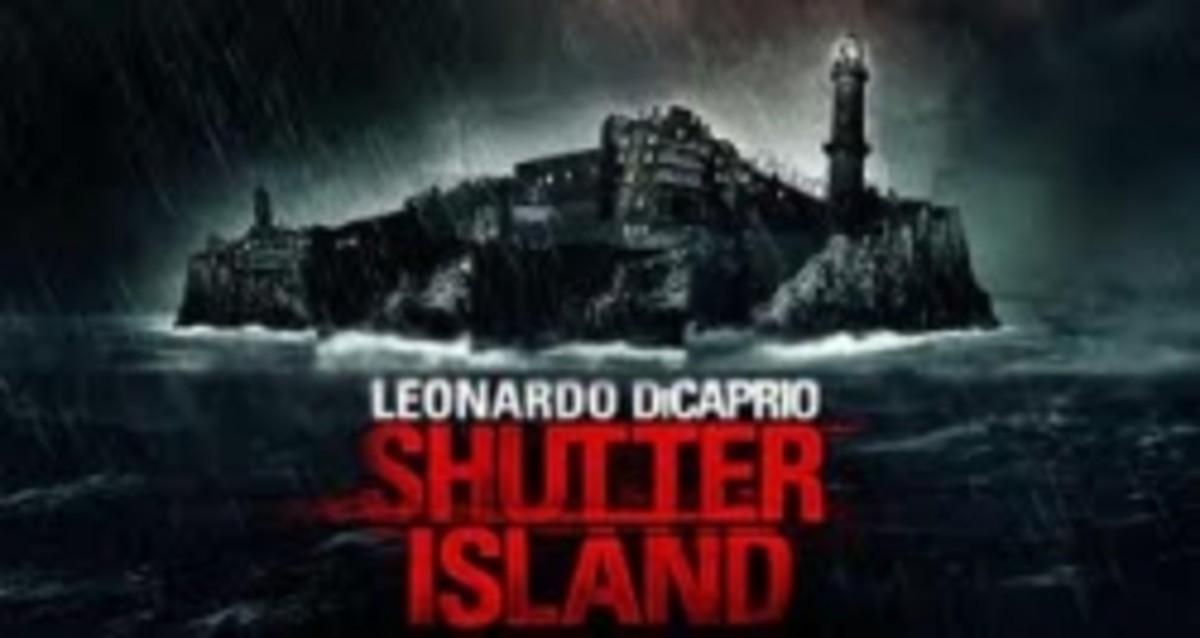 shutter island movie poster dicaprio scorsese