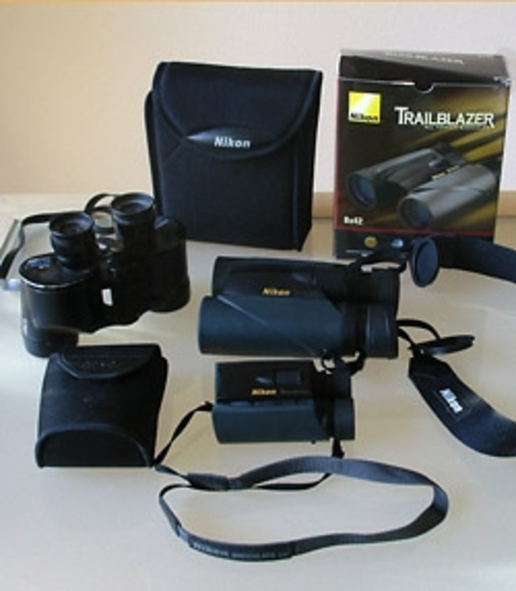 Review: Nikon Trailblazer Binoculars