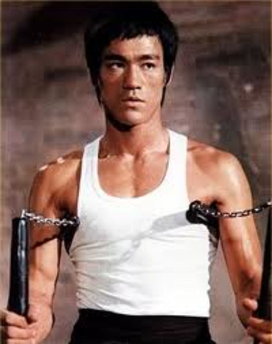 Bruce Lee 1940 - 1973