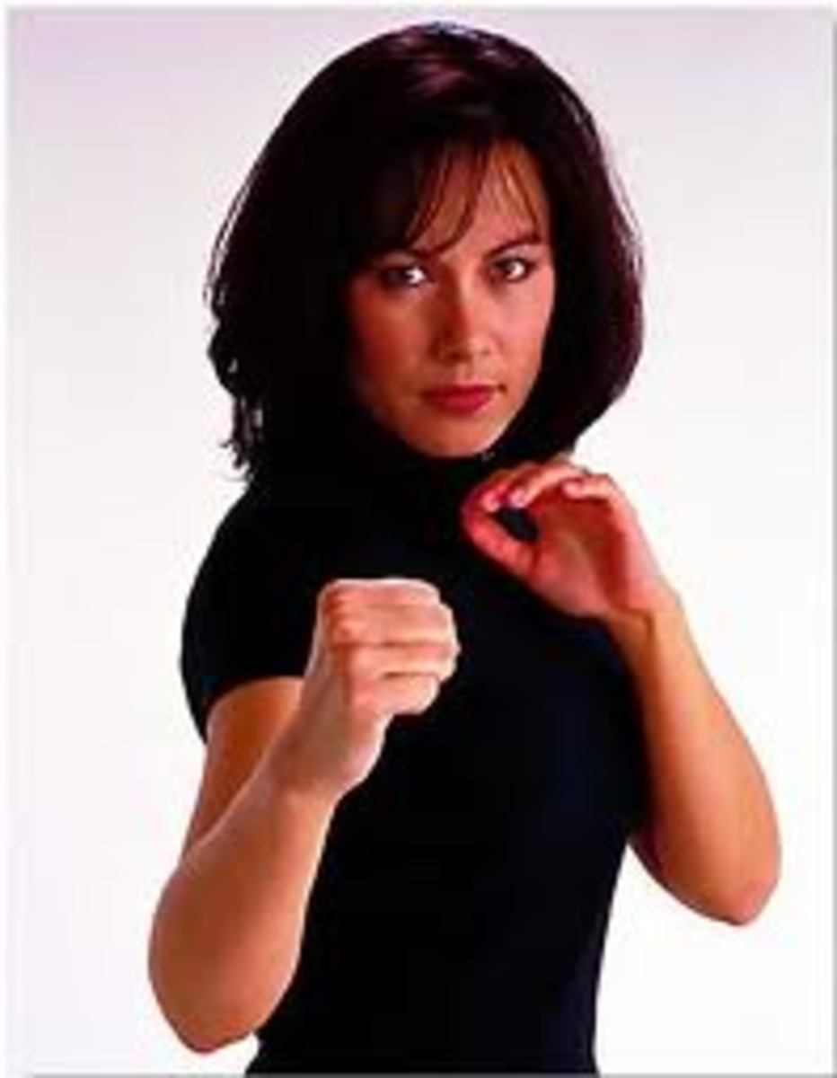 A grown up Shannon Lee