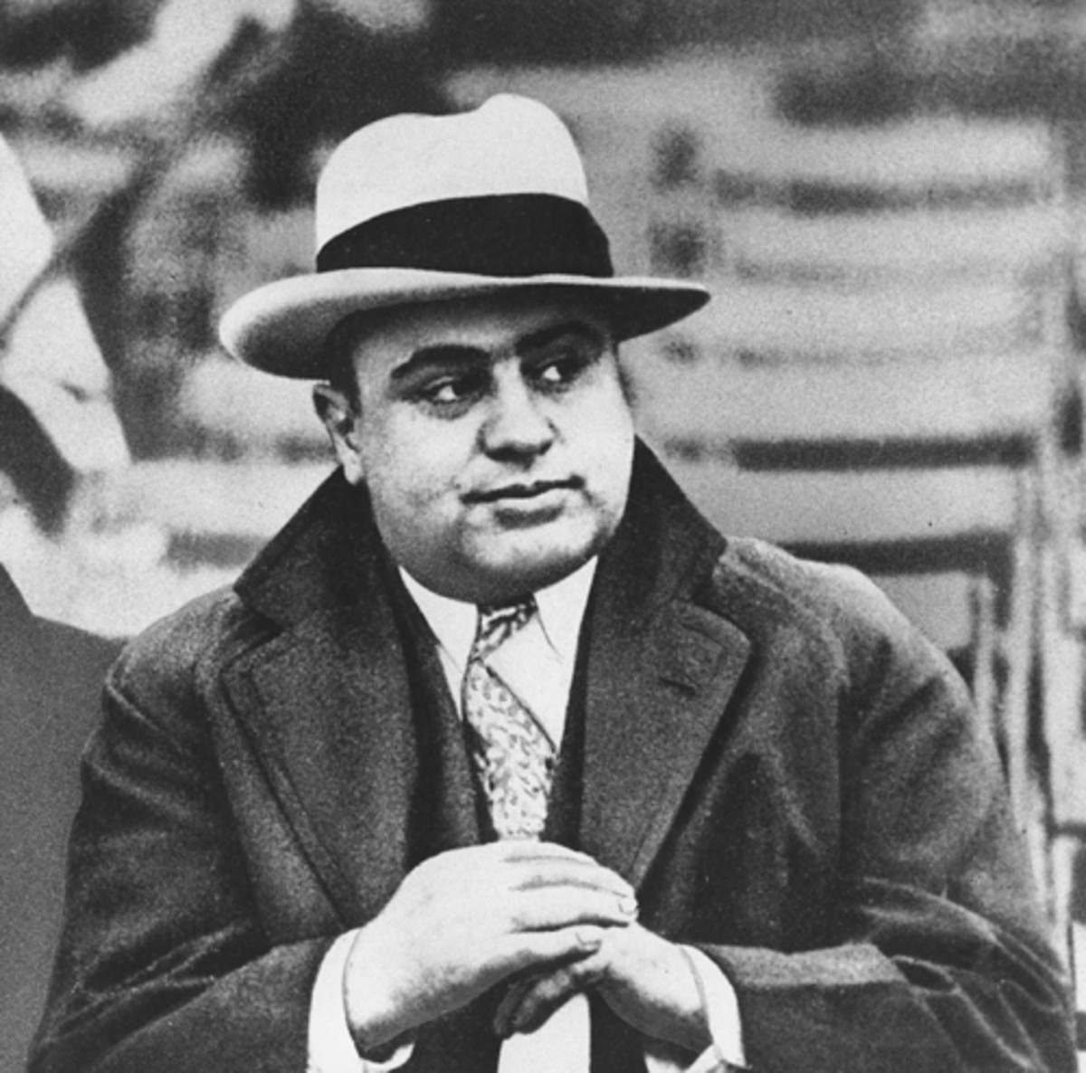 Capone was never charged with the murders in the garage and yet, most would agree he was the main instigator  for the crime.