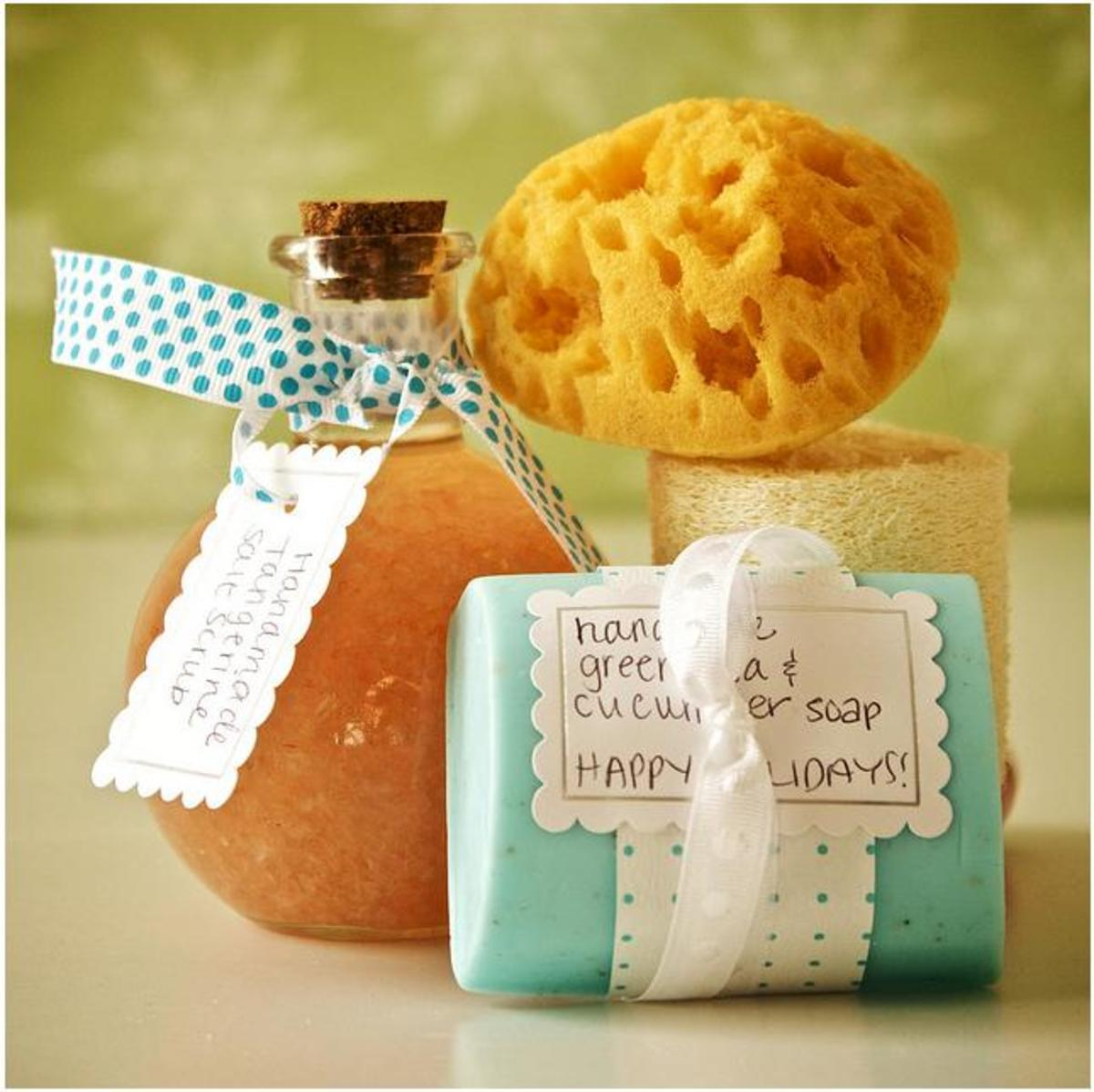 homemade-bath-products-gift