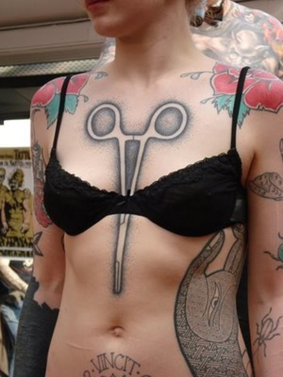 Most Men don't like Tattoos on Women