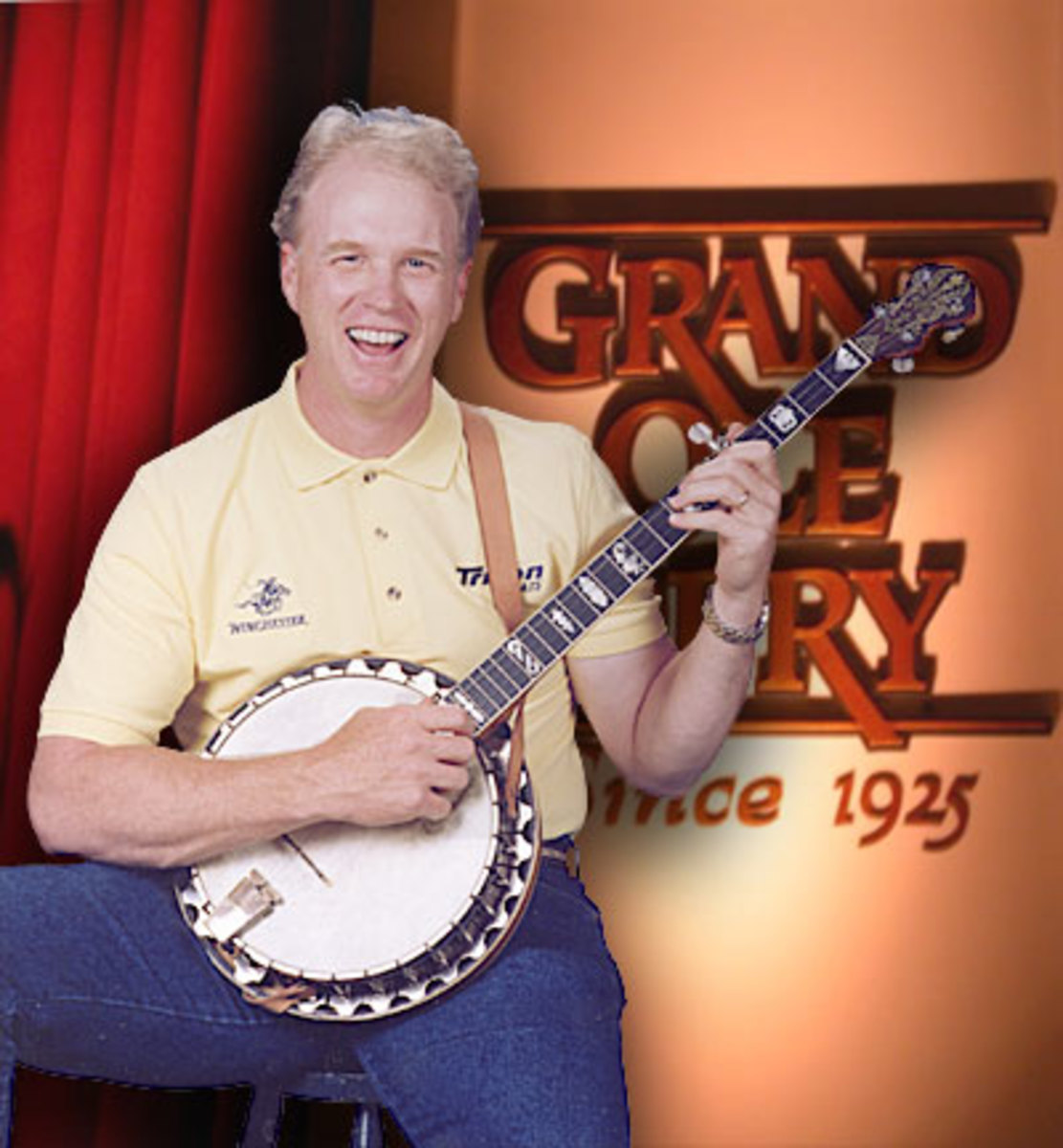 Mike Snider: A-Pickin'-and-a-Grinnin' -- The Banjo Playing Comedian