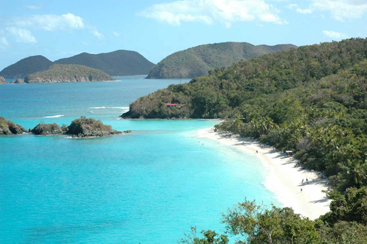 How to Avoid Crowds at Trunk Bay, St. John, USVI
