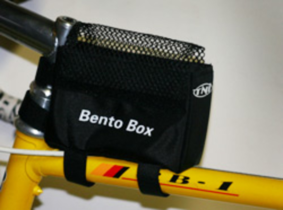 Bento Boxes: Essential Gear for Cyclists and Triathletes